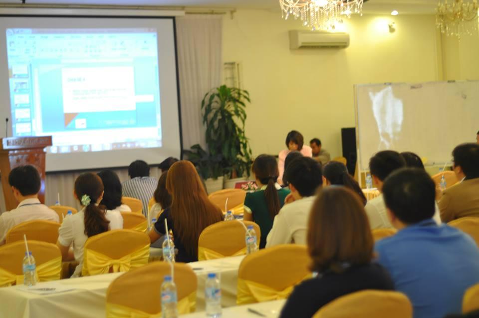 Hình ảnh buổi hội thảo