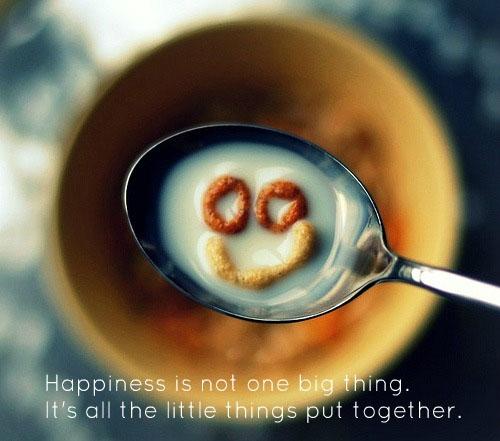 Đâu là hạnh phúc bạn đang có