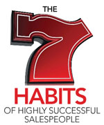 7 Habits of Highly Effective Salespeople