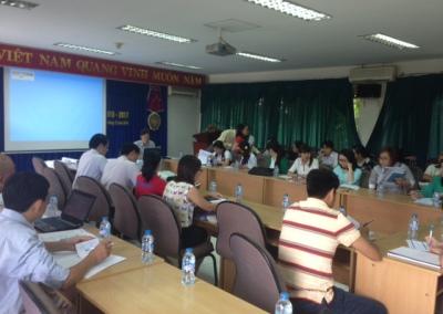hội thảo về Kiểm soát lãng phí theo Lean