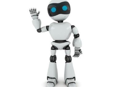Tiết kiệm thời gian nhờ Ứng dụng robot trong hoạt động chấm công