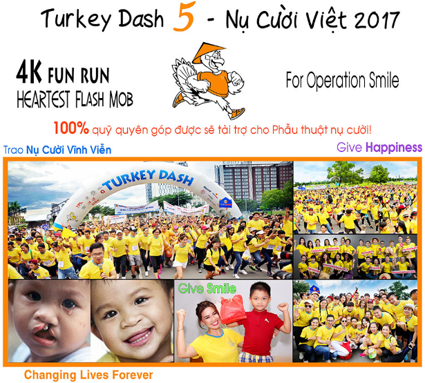 THS – Turkey Dash 5/ 2017