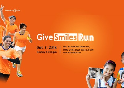 THS – Turkey Dash Vietnam 6 – Givesmilesrun 2018