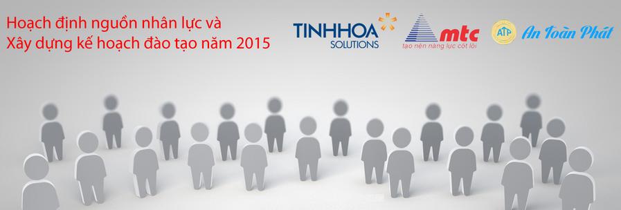 Thư mời hội thảo | Hoạch định nguồn nhân lực và Xây dựng kế hoạch đào tạo năm 2015