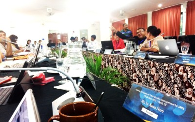 Tinh Hoa tham gia khóa đào tạo Train the Trainer in Total Quality Management for SMEs – tổ chức tại Nadi, Fiji