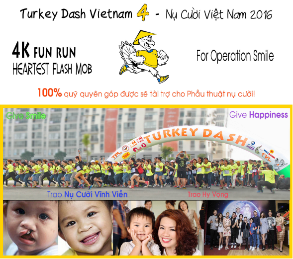 Turkey Dash 4/ 2016