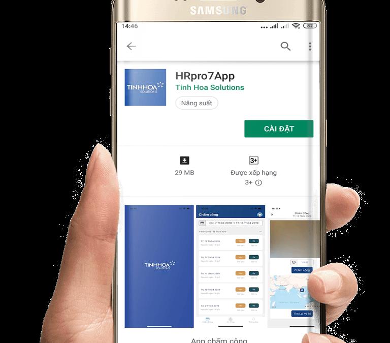 Lý do nào khiến ứng dụng chấm công trên Smartphone trở nên thông dụng?