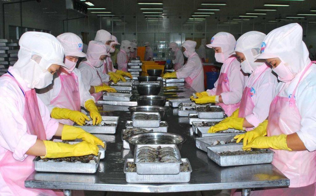 quản lý nhân sự ngành chế biến thực phẩm