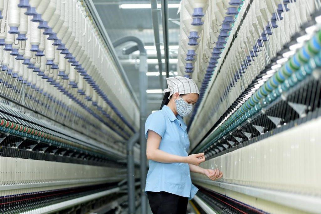 quản lý nhân sự ngành dệt may