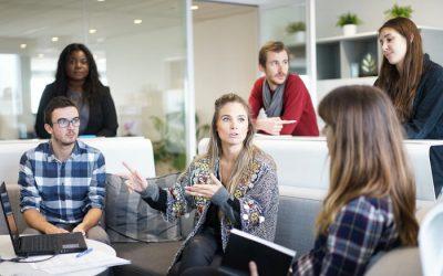 Môi trường làm việc là gì? 6 Yếu tố của một môi trường làm việc tốt