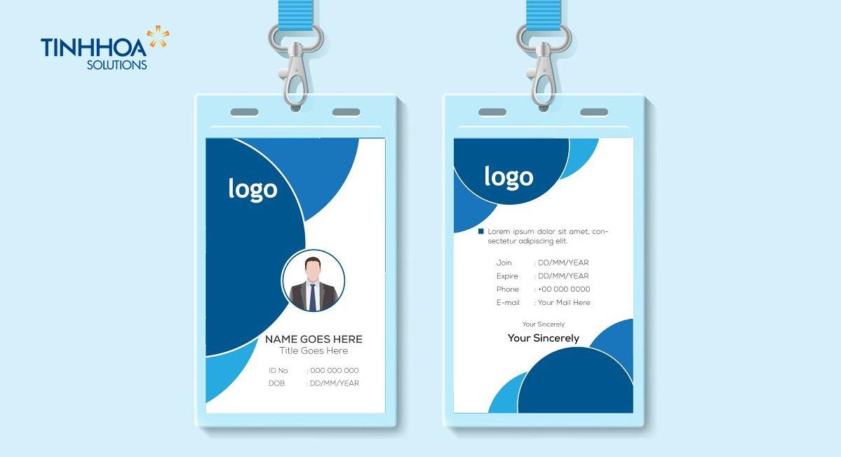 Thiết kế thẻ nhận dạng