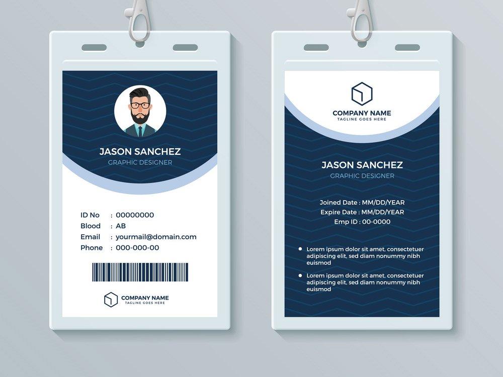 Data thẻ nhận dạng