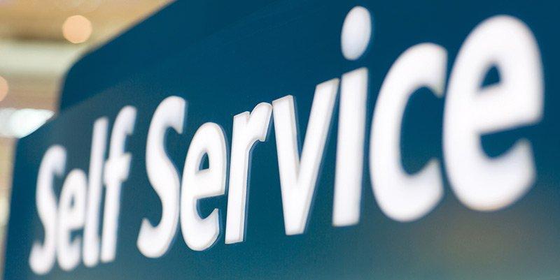 Tự phục vụ cho nhân viên