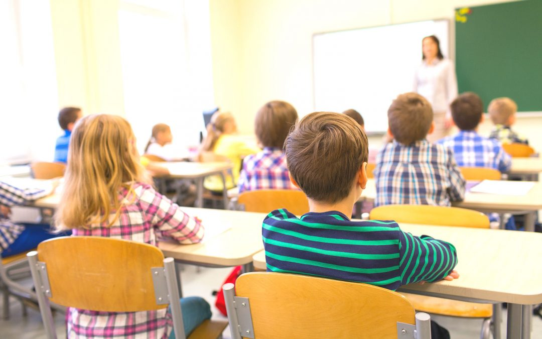 hệ thống điểm danh cho học sinh trong trường học