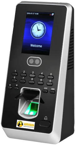 Máy chấm công nhận diện khuôn mặt iPass05