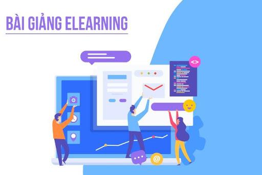 bài giảng e-learning
